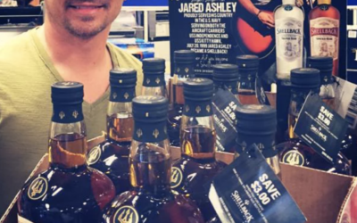 Shellback Rum Announces Collaboration with Singer-Songwriter Jared Ashley!